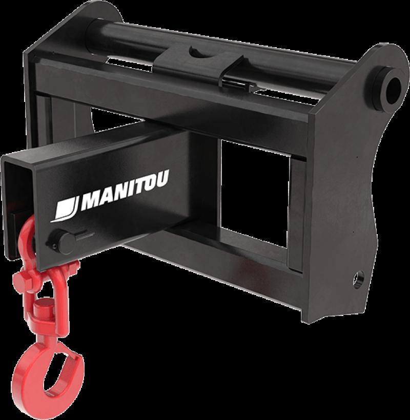 Manitou Frame Mounted Hook